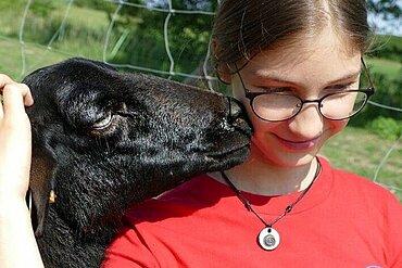 Kinder sind die Tierschützer von morgen!